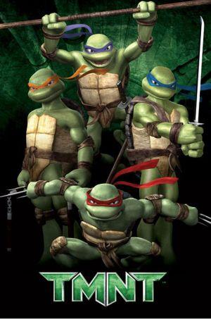 Teenage Mutant Ninja Turtles 470x710