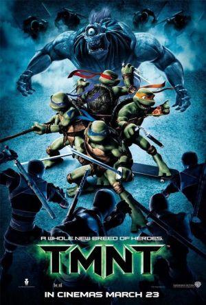 Teenage Mutant Ninja Turtles 541x800