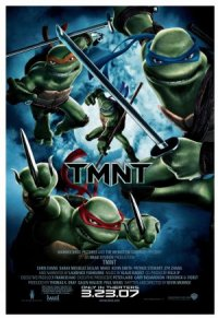 Teenage Mutant Ninja Turtles: Immortal poster