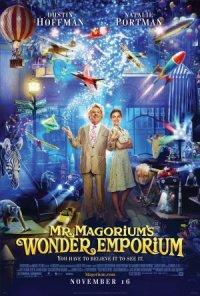 Mr. Magoriums Wunderladen poster