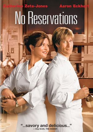 No Reservations Dvd cover