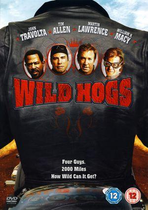 Wild Hogs 705x1000