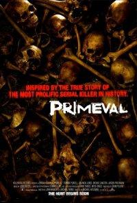 Primeval - Die Fährte des Grauens poster