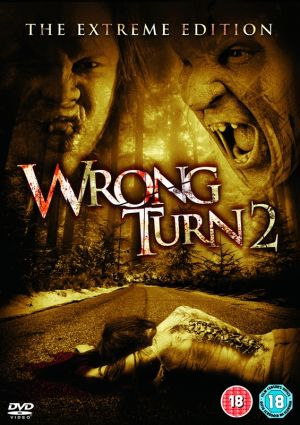 wrong turn 2. Wrong Turn 2 poster