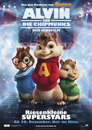 Alvin and the Chipmunks 990x1400