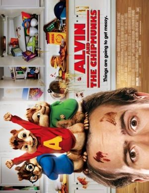 Alvin and the Chipmunks 464x600