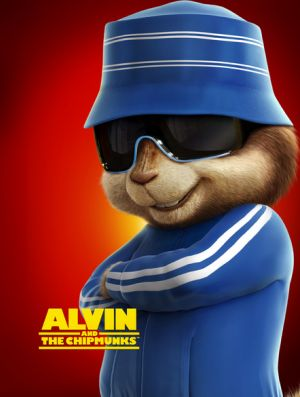 Alvin and the Chipmunks 442x585