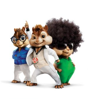 Alvin and the Chipmunks 625x704