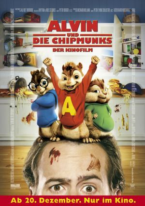 Alvin and the Chipmunks 989x1400
