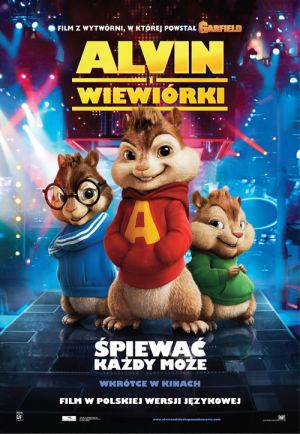 Alvin and the Chipmunks 500x724
