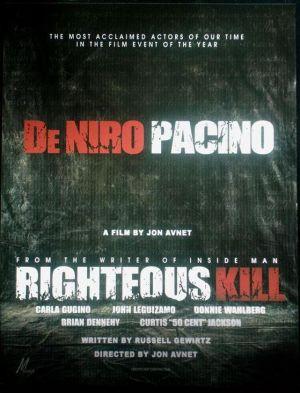 Righteous Kill 559x732