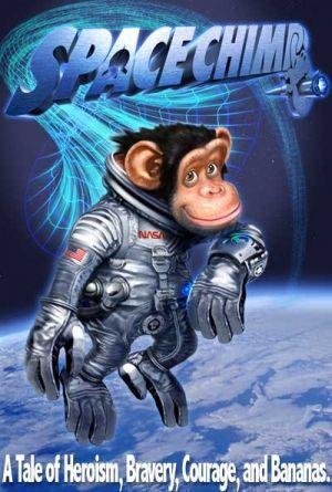 Space Chimps 400x593