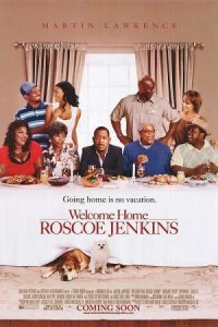 Welcome Home, Roscoe Jenkins poster