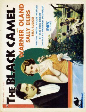 The Black Camel 689x890
