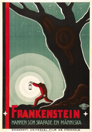 i, frankenstein movie poster  Frankenstein Poster
