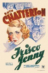 Frisco Jenny poster