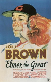 Elmer, the Great poster