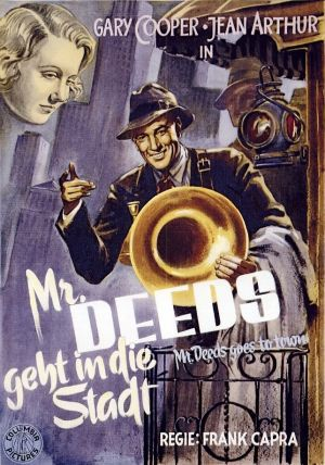 Mr. Deeds Goes to Town 643x917