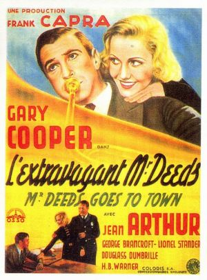 Mr. Deeds Goes to Town 669x906