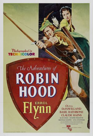 The Adventures of Robin Hood 2386x3500