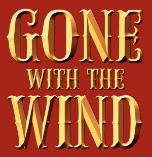Gone with the Wind 1229x1271