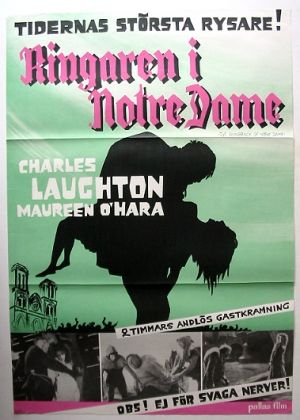 The Hunchback of Notre Dame 379x530