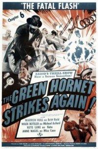 The Green Hornet Strikes Again! poster