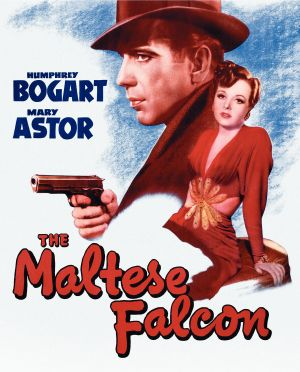 The Maltese Falcon Dvd cover