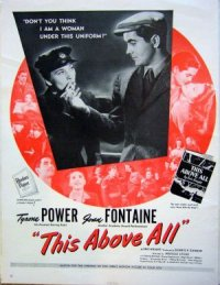 This Above All poster