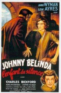 Johnny Belinda poster
