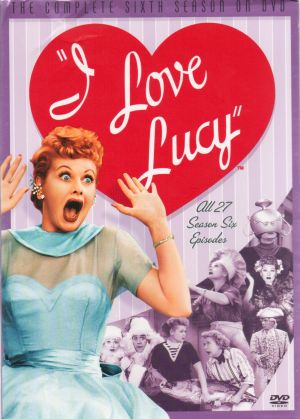 I Love Lucy 1614x2253