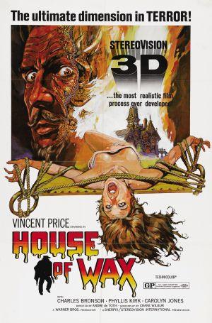 House of Wax 2790x4232