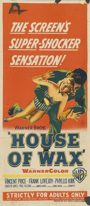 House of Wax 1380x3159