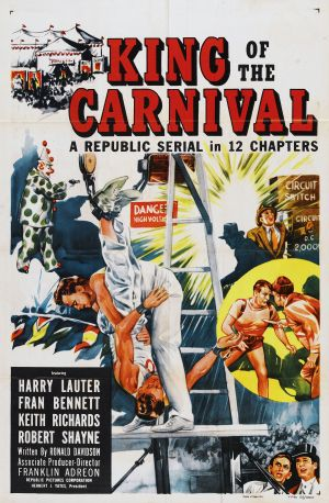 King of the Carnival Poster