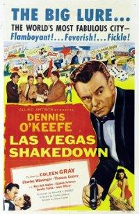 Las Vegas Shakedown poster