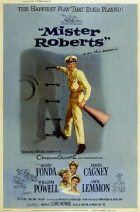 Mister Roberts poster