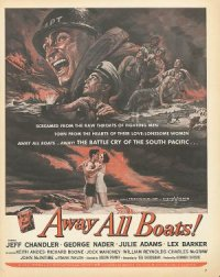 Away All Boats poster