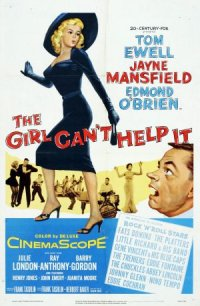 The Girl Can't Help It poster