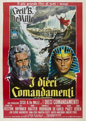 The Ten Commandments 2135x3000