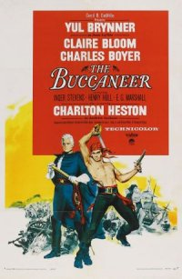The Buccaneer poster
