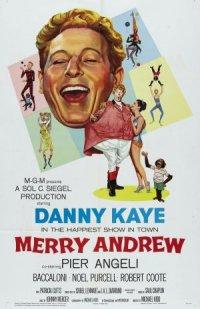 Merry Andrew poster
