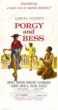 Porgy and Bess poster