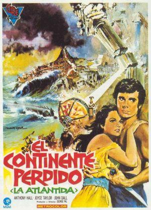 Atlantis: The Lost Continent 908x1264