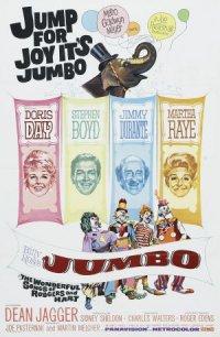 Billy Rose's Jumbo poster
