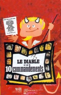The Devil and the Ten Commandments poster