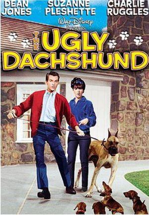 The Ugly Dachshund 348x500