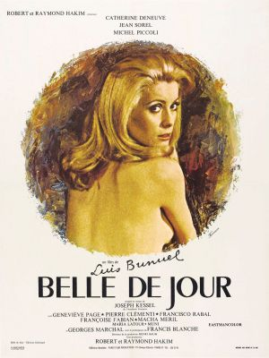 Belle de jour Theatrical poster