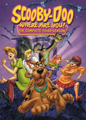 Scooby Doo, Where Are You! 1562x2180
