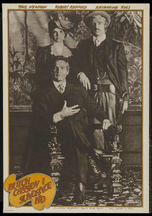Butch Cassidy and the Sundance Kid 2287x3250