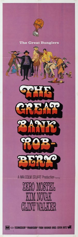 The Great Bank Robbery 1104x3348